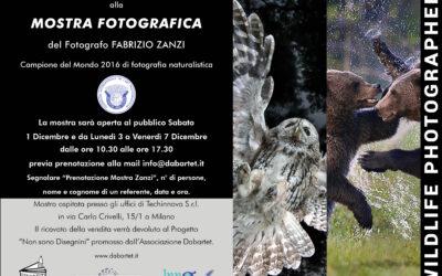 MOSTRA FOTOGRAFICA di Fabrizio Zanzi