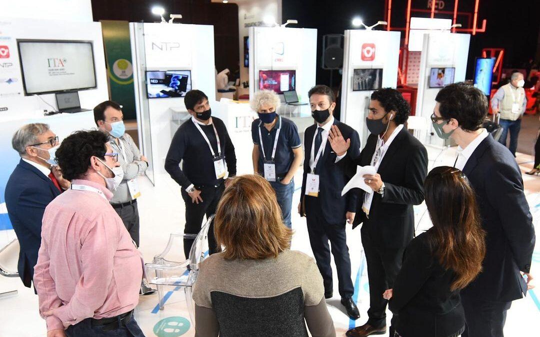 RIC3D'S GITEX Technology Week 2020 Experience