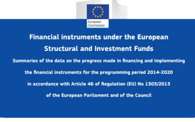 European Structural and Investment Funds: new data from FIRST.