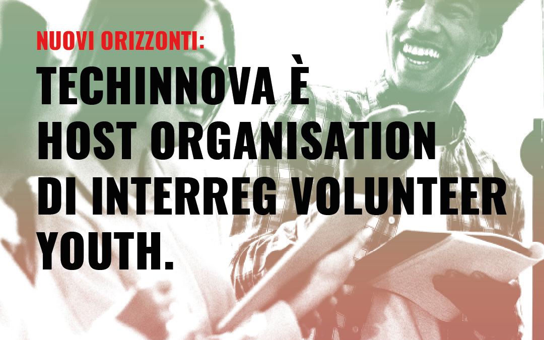 NUOVI ORIZZONTI: TECHINNOVA È HOST ORGANISATION DI IVY.
