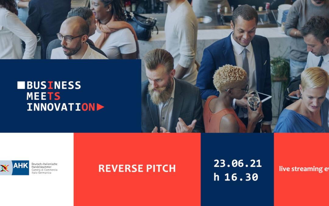 Aprirà la quarta edizione di Business Meets Innovation!