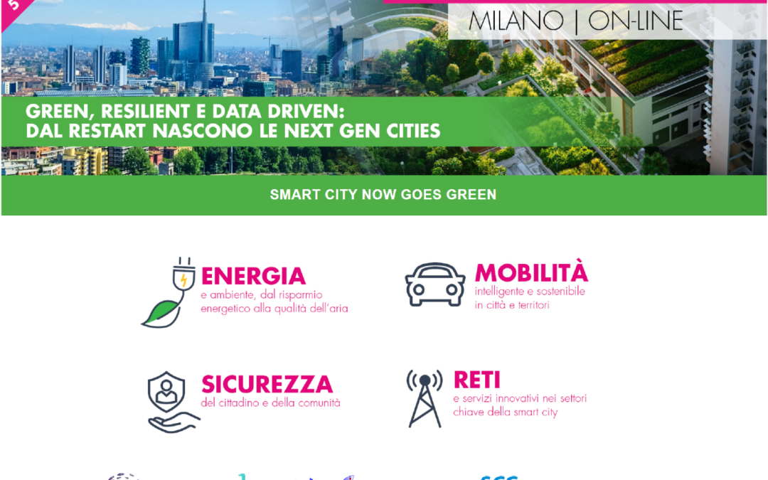 Smart City Now 2021 – Conference & Expo