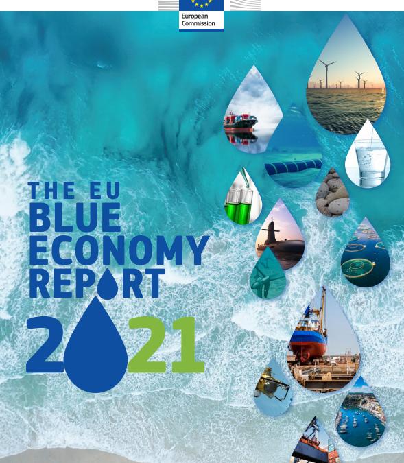 BLUE ECONOMY REPORT UE 2021