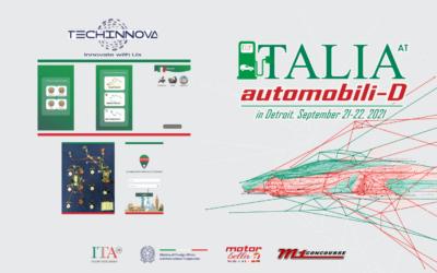 MotorBella 2021 – Techinnova fra le imprese presenti