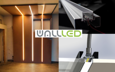 INVESTMENT IN WALLLED – TECHINNOVA AND MTM